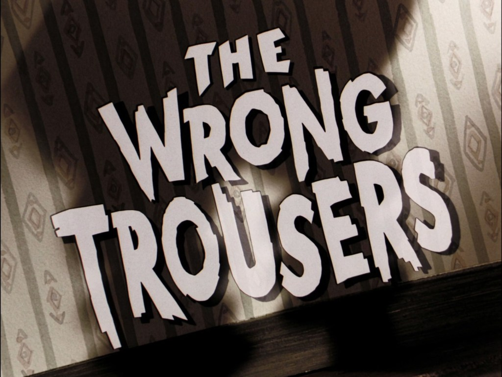 Wallace & Gromit in The Wrong Trousers (1993)