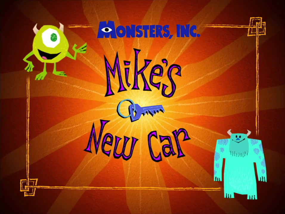 Mike's New Car (2002)