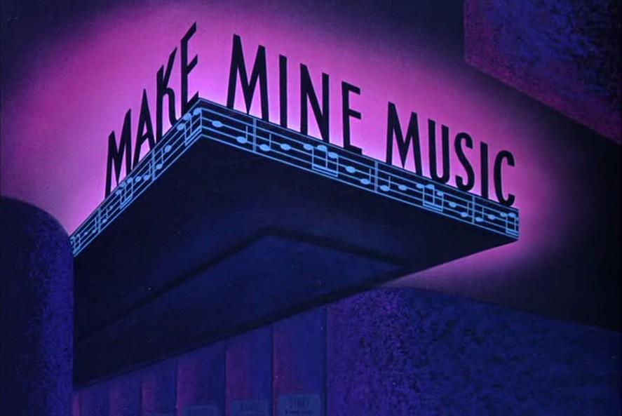 Make Mine Music 1946 Animation Screencaps