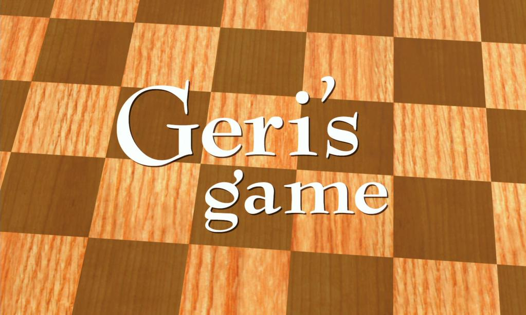 Pixar Shorts: Geri's Game (1997)