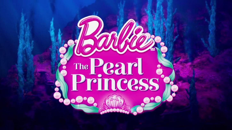 Barbie: The Pearl Princess (2014) - Animation Screencaps