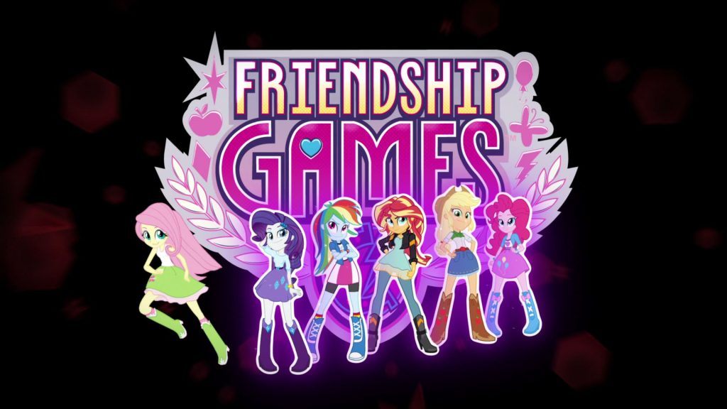My Little Pony: Equestria Girls – Friendship Games (2015)