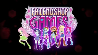 My Little Pony: Equestria Girls – Friendship Games (2015)