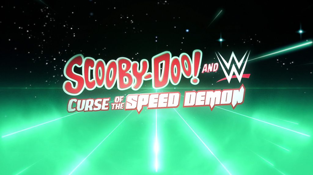 Scooby-Doo! And WWE: Curse of the Speed Demon (2016)