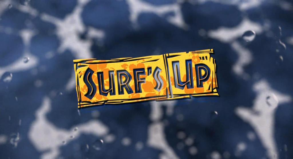 Surf's Up (2007)