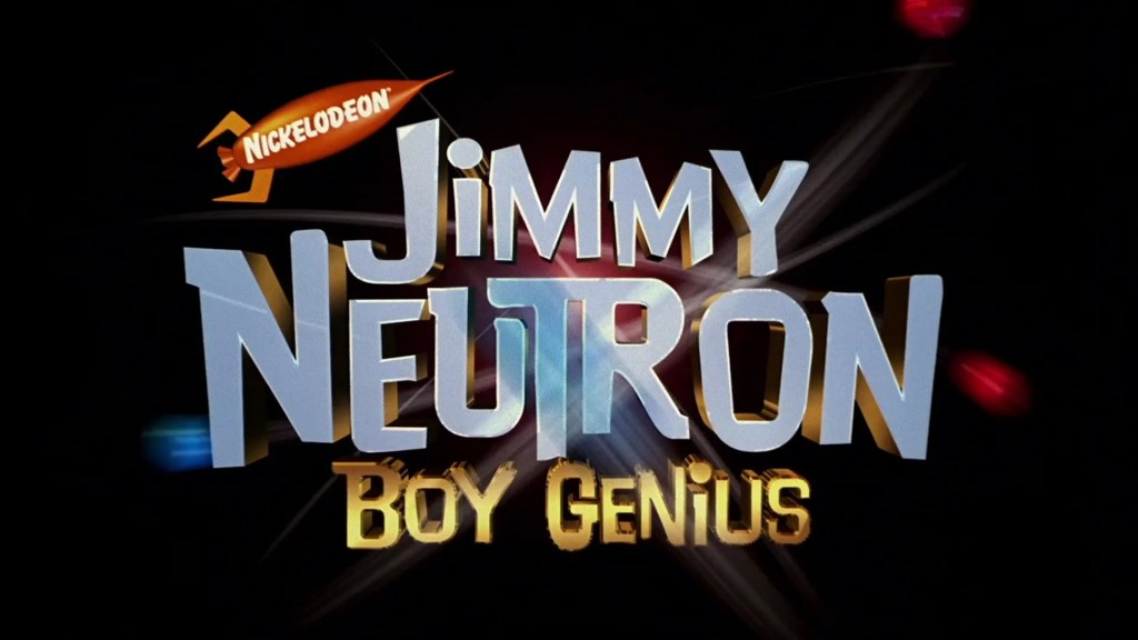 Jimmy Neutron: Boy Genius (2001)