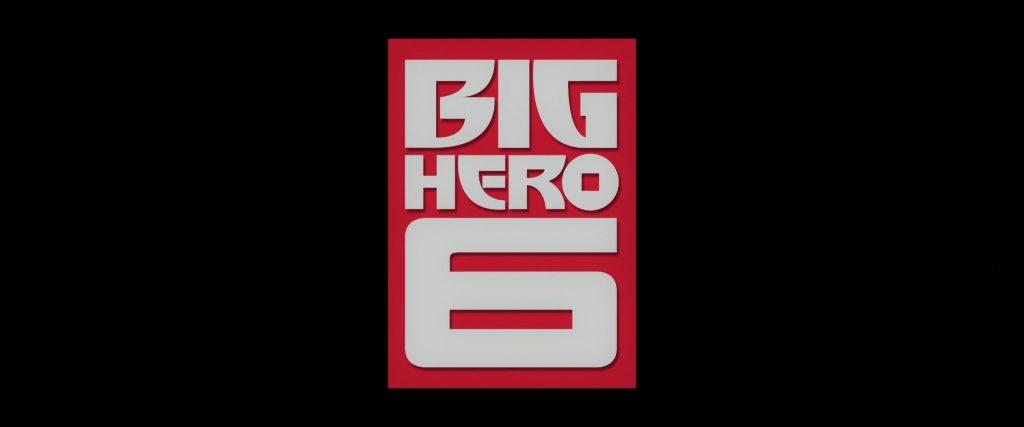 Big Hero 6 (2014) [4K]