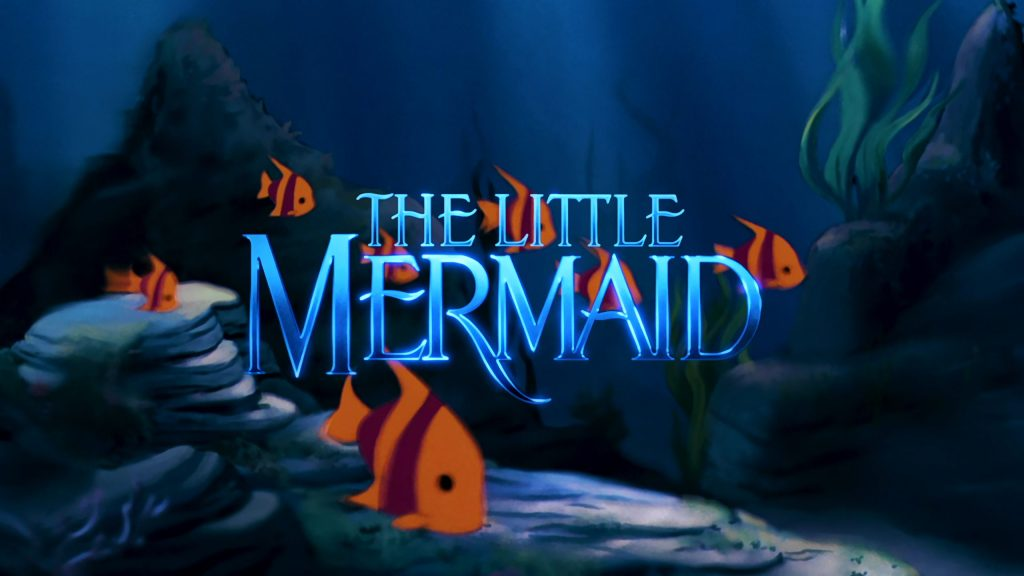 The Little Mermaid (1989) [4K]