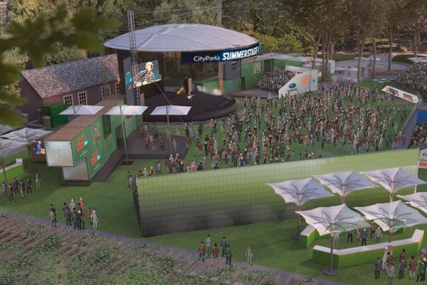SummerStage Will Have a New Feel This Season