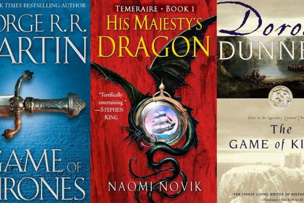 'Game of Thrones' Fans: We've Got Some Books for You