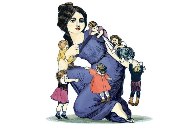 A Historian Looks at Pregnancy and Mothering Through the Ages