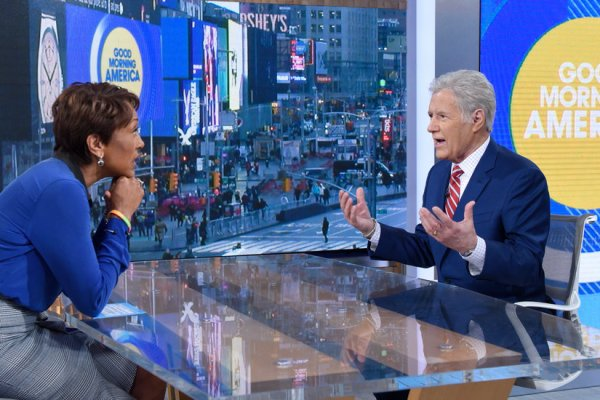 Alex Trebek Discusses Cancer and Depression in ABC Interview
