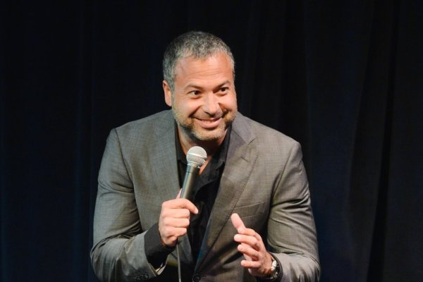 An Egyptian-Born Comic Joked About Race. Someone in the Crowd Called the Police.