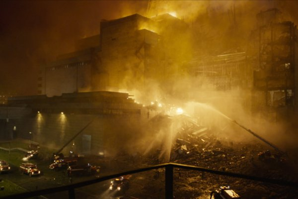 Review: 'Chernobyl,' the Disaster Movie