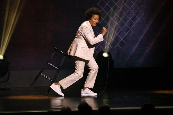 Wanda Sykes: If Only You Knew Her Stand-Up Work Better