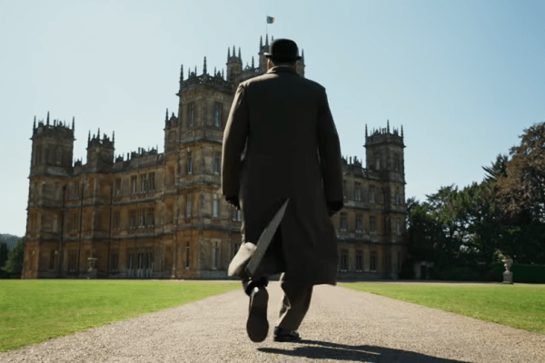 Watch the 'Downton Abbey' Trailer, Now With Royalty
