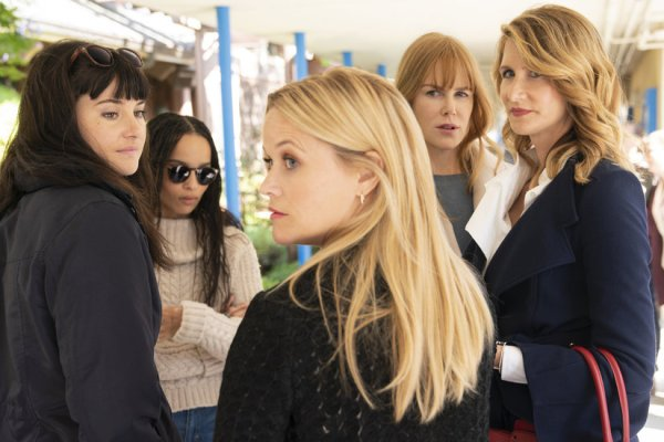 Review: 'Big Little Lies' Adjusts to Big Little Truths