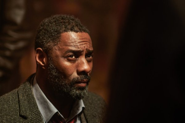 Review: 'Luther,' Back From the Dead