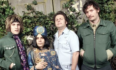 What's on TV Saturday: 'The Mighty Boosh' and 'Meeting Gorbachev'