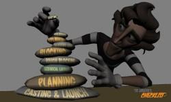 WORKFLOW GENERAL o ¿Cuáles son las diferentes etapas a la hora de hacer un plano?