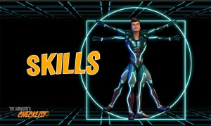 SKILLS or What skills do you need to be a good animator?