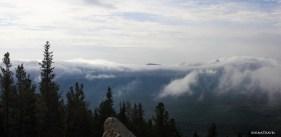 Конжак. Панорама
