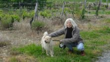 Tania et son adoptante