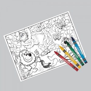 דפי צביעה גונגל וצבעים
