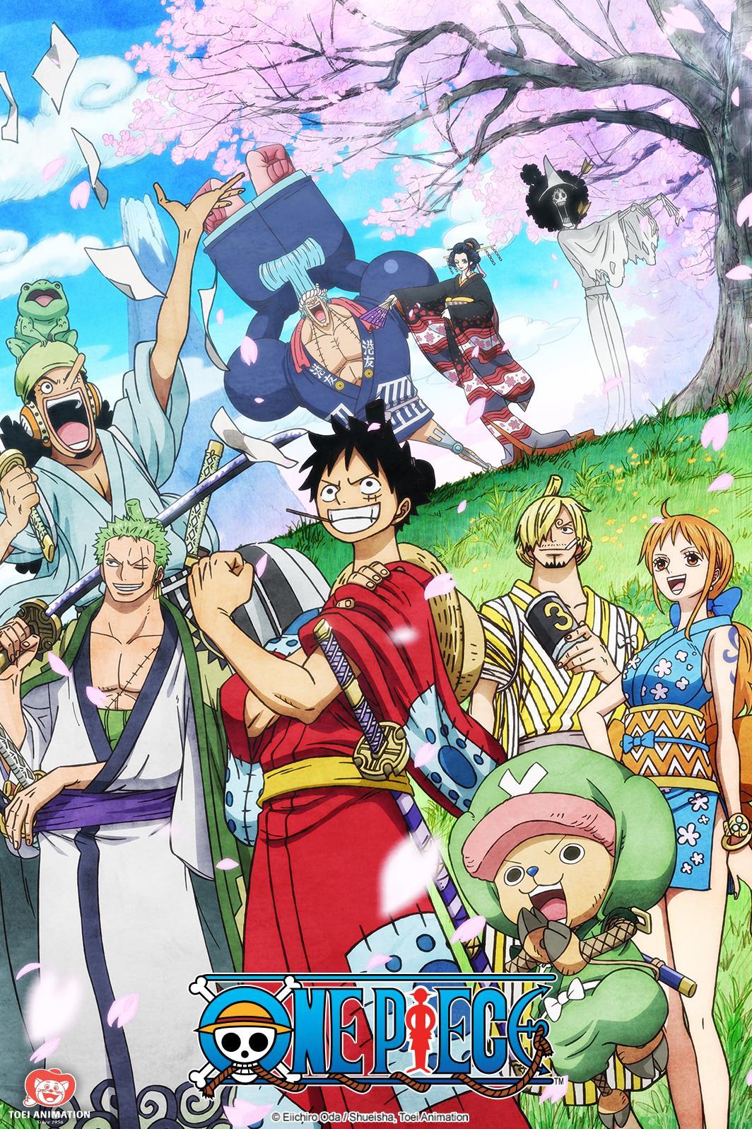 One Piece Episode 970