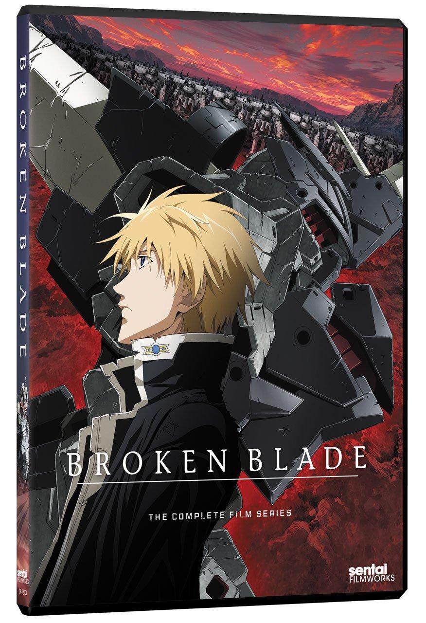 Break Blade 1: Kakusei no Toki (2010)