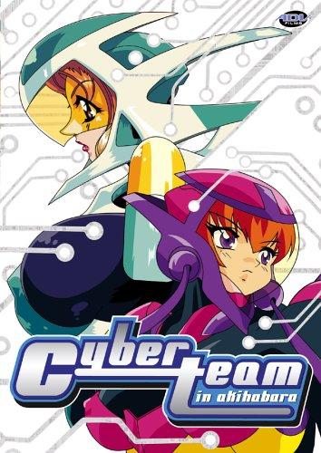 Cyberteam in Akihabara (Dub)