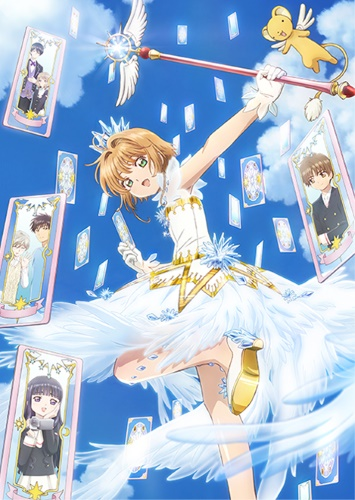 Cardcaptor Sakura Clear Card Hen