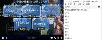 この世の果てで恋を唄う少女YU-NO第25話アンケート