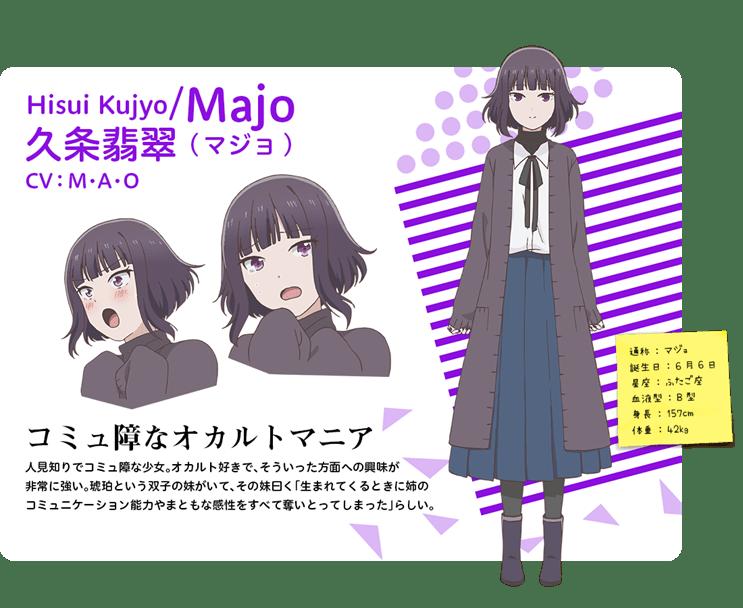 majo_女子高生の無駄づかい