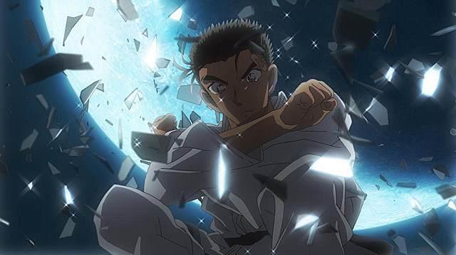 紺青の拳 キッドとの戦い_R
