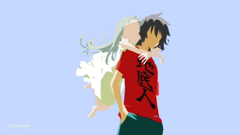 Anohana-WP2-O-768x432 Anohana Live Action TV Review