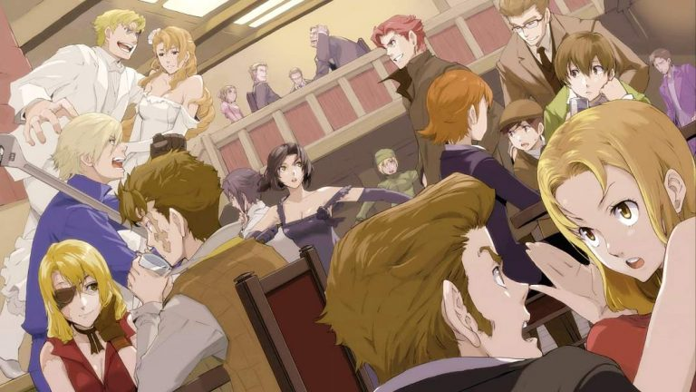 Baccano-Header-600-2-768x432 Anime by Genre