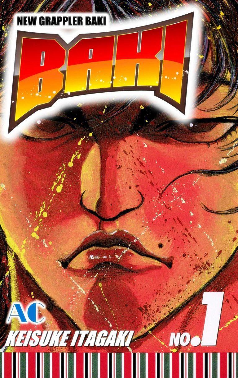 Baki-WP3-O-768x1216 Baki the Grappler OVA 1 Review