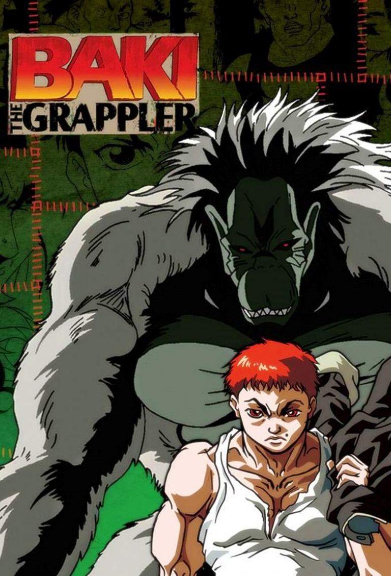 Baki-WP6-O-768x1129 Baki the Grappler OVA 1 Review