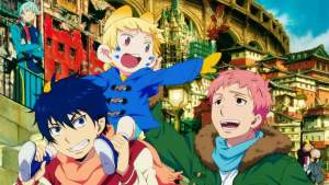BlueExorcist-WP2-600 Here is Greenwood OVA Series 1 Review