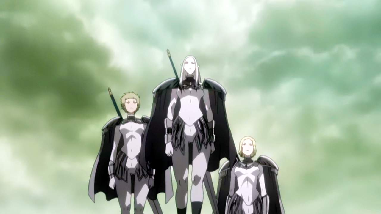 Claymore-TV1-SS4-O Claymore Season 1 Review