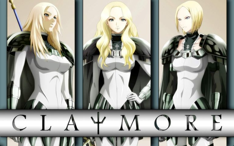 Claymore-WP2-O-768x480 Claymore Season 1 Review