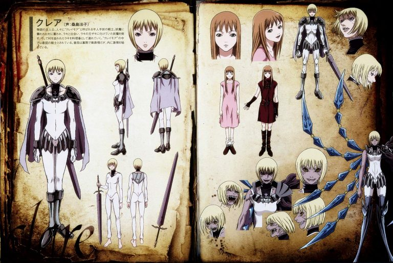 Claymore-WP9-O-768x515 Claymore Season 1 Review