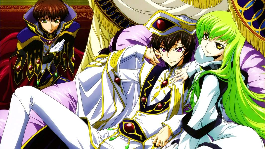Code Geass Movie 1-3 Review » Anime-TLDR com
