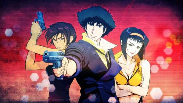 Cowboy Bebop Movie (2001)