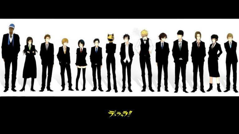 Durarara-Header-600-768x432 Anime by Genre