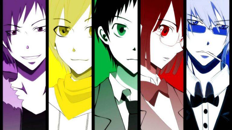 Durarara-WP6-600-768x432 Anime by Genre