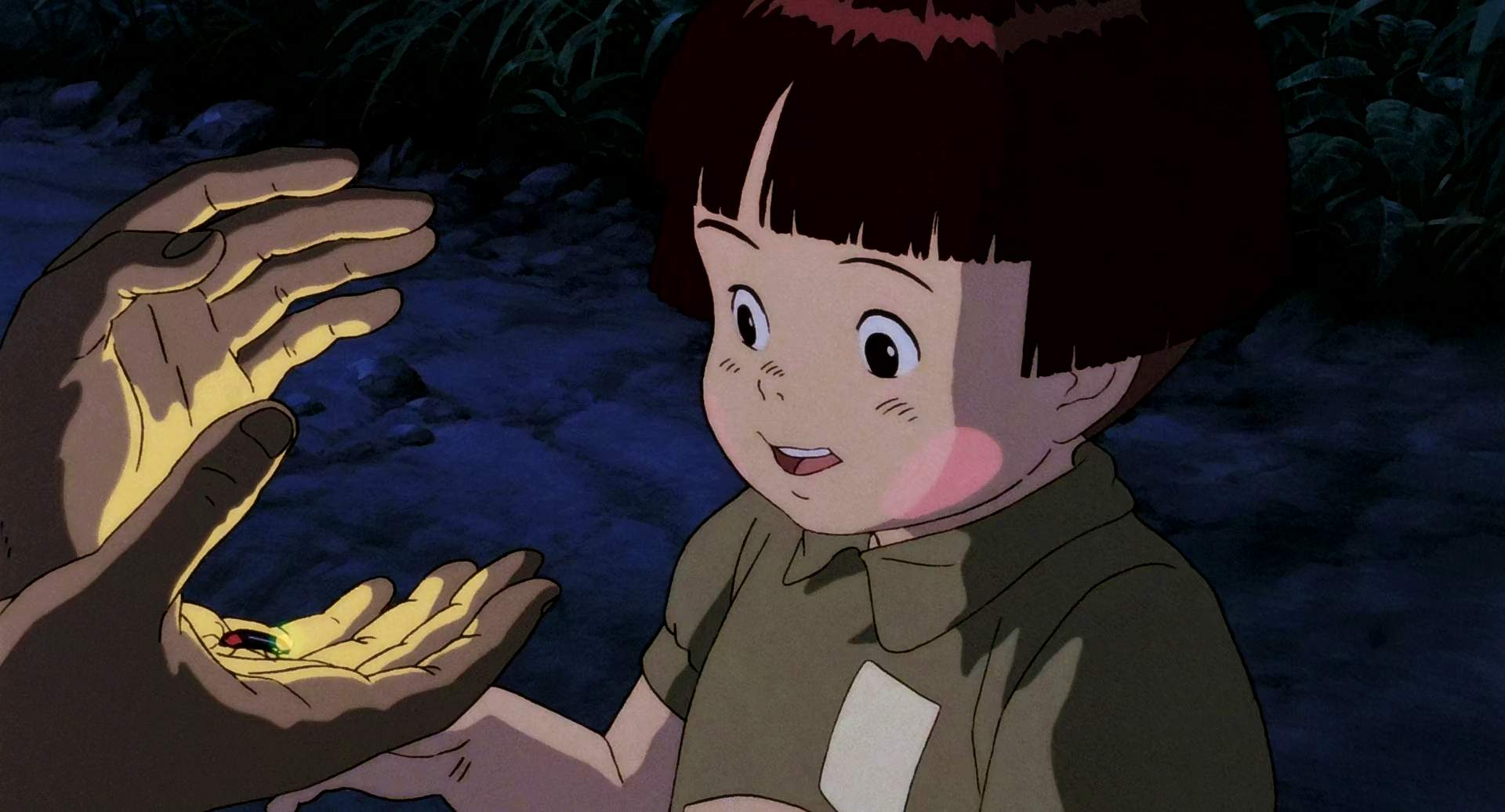 GraveoftheFireflies-Movie1988-SS3-O Grave of the Fireflies Movie Review
