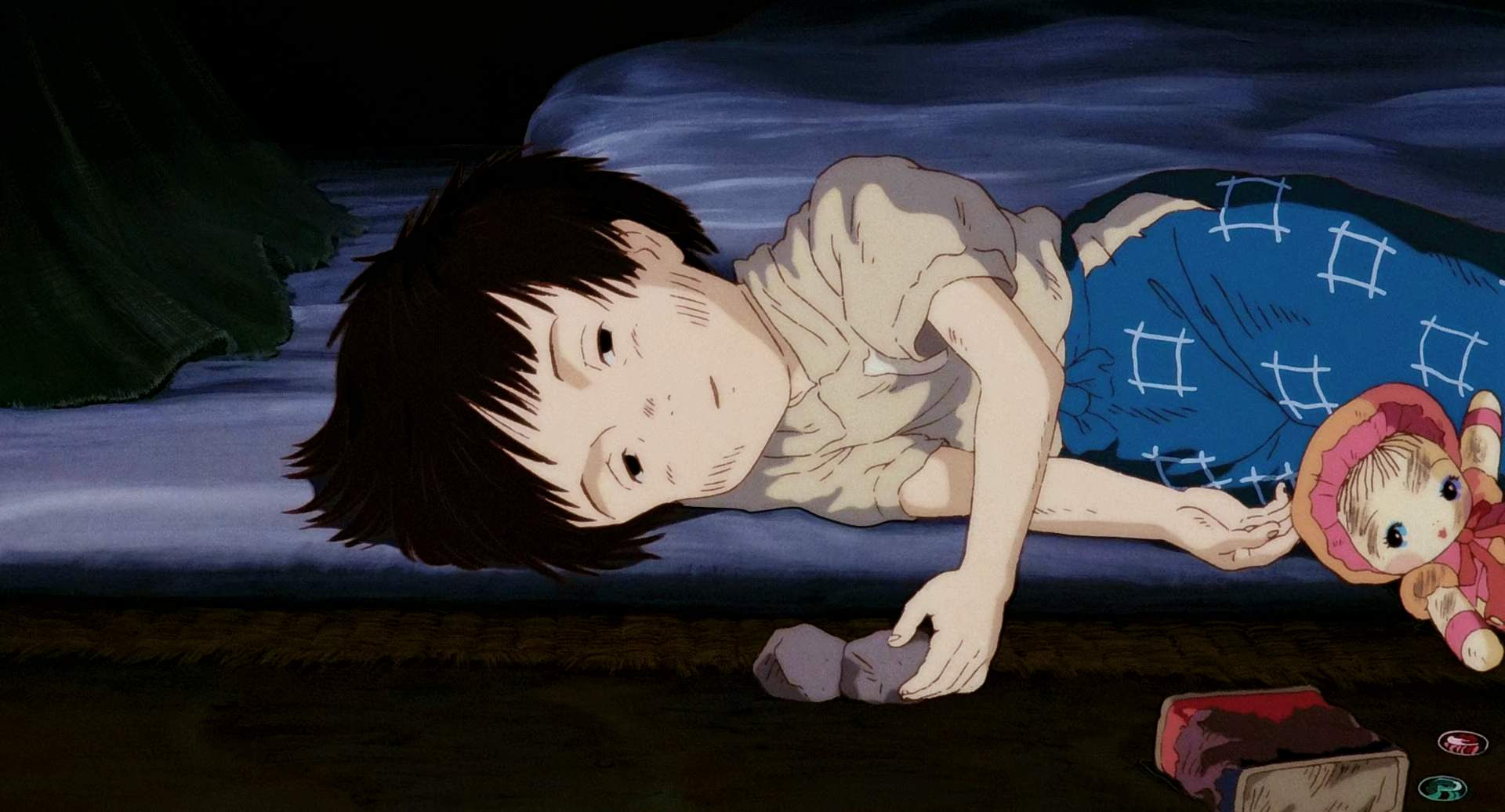 GraveoftheFireflies-Movie1988-SS6-O Grave of the Fireflies Movie Review