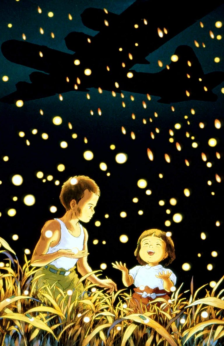 GraveoftheFireflies-WP2-O-768x1187 Grave of the Fireflies Movie Review
